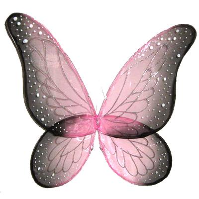 medium monarch butterfly faerie wings