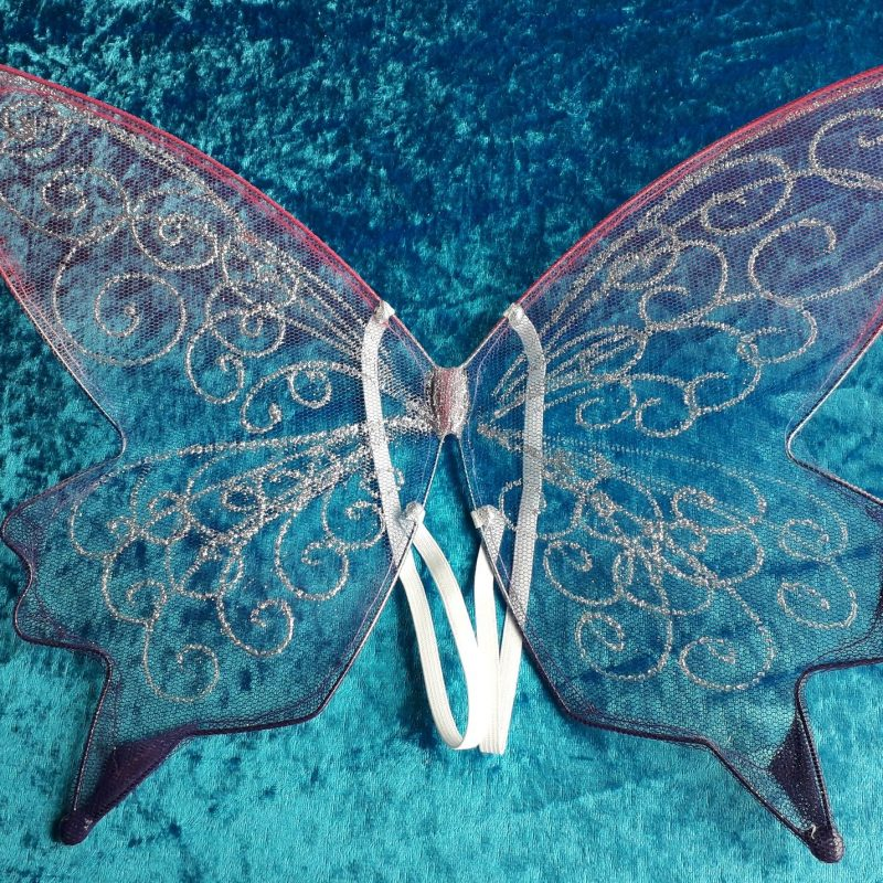childrens wearable fairy wings
