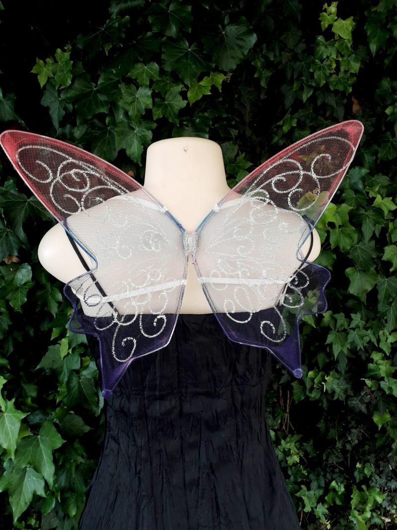 kids fairy wings costume
