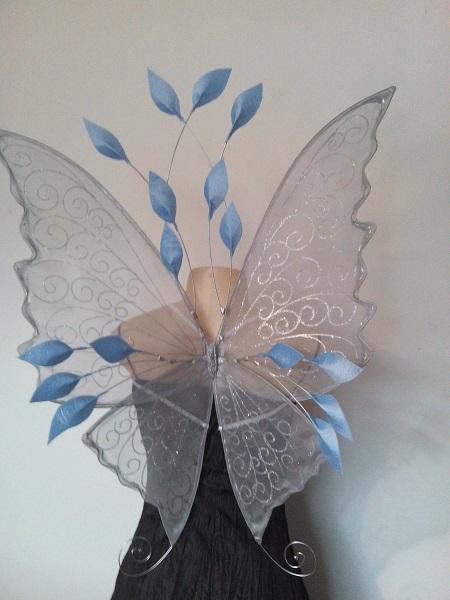 Leafy Custom adult faerie wings