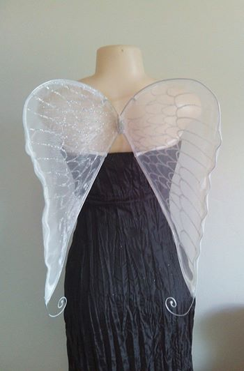 angel wings - medium size