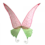 ethereal large adult faerie wings