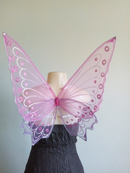 Butterfly faerie wings