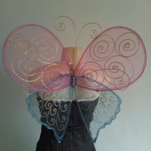 curly fantasy butterfly