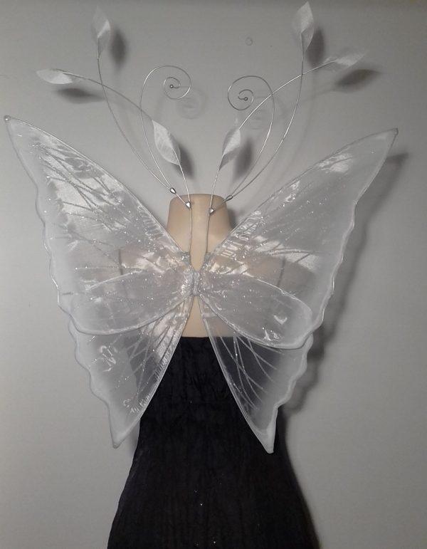 sprite faerie wings in white