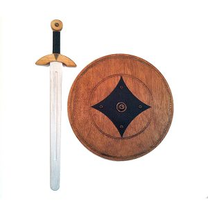 long sword and shield set
