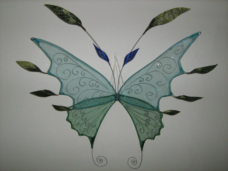 Sea Dragon Faerie wings