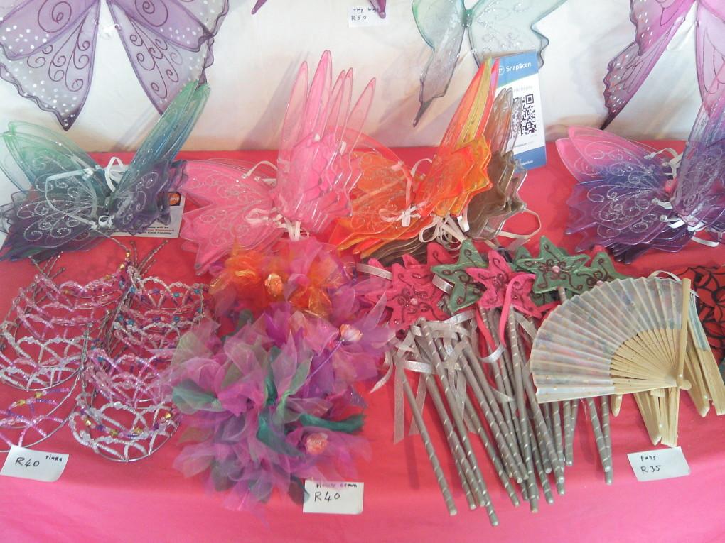 grahamstown arts festival stall