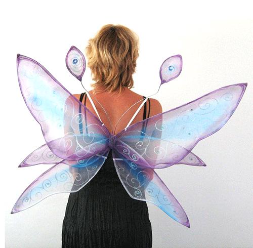 Nerida Faerie wings