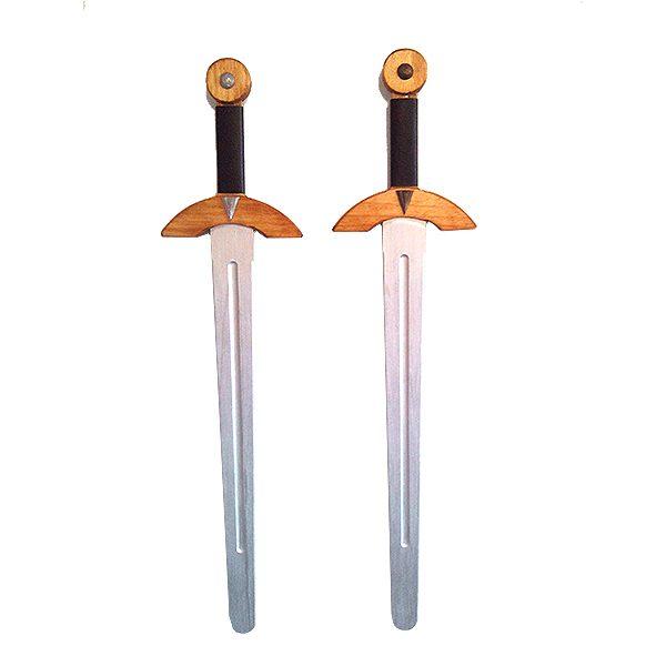 long wooden swords