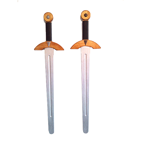 long wooden swords