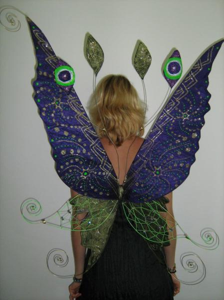 starburst faerie wings