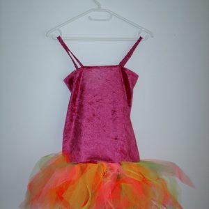 tutu faerie dress