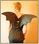 bat wings
