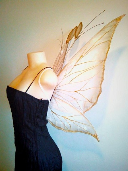 autumn leaf wings