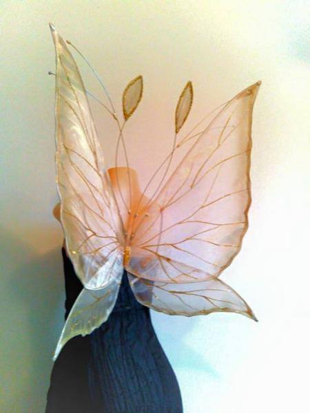 autumn faerie wings