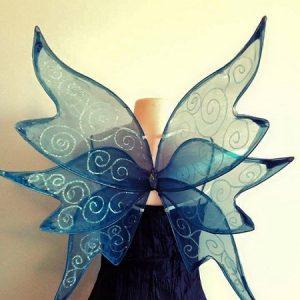 custom medium faerie wings