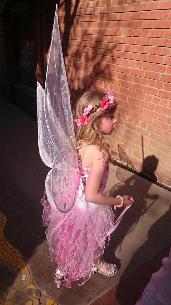 Faerie Queen pageant