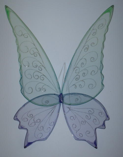 large faerie wings