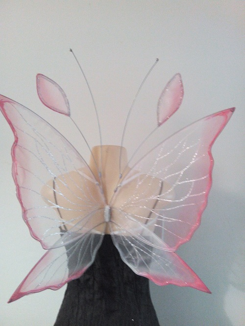 candy floss faerie wings