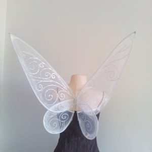 large tinkerbell faerie wings