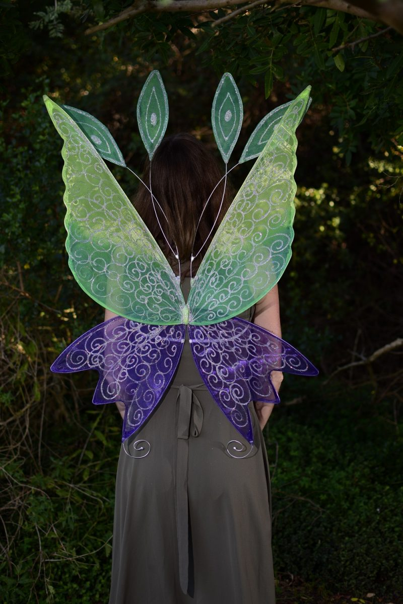 elf wings for adults