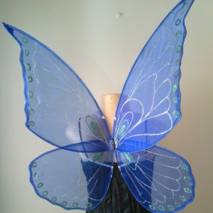 Fantasy Butterfly Faerie Wings for adults