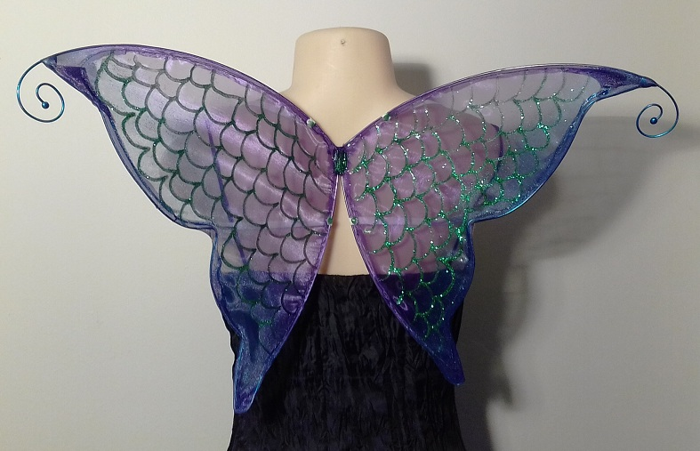mermaid wings for children