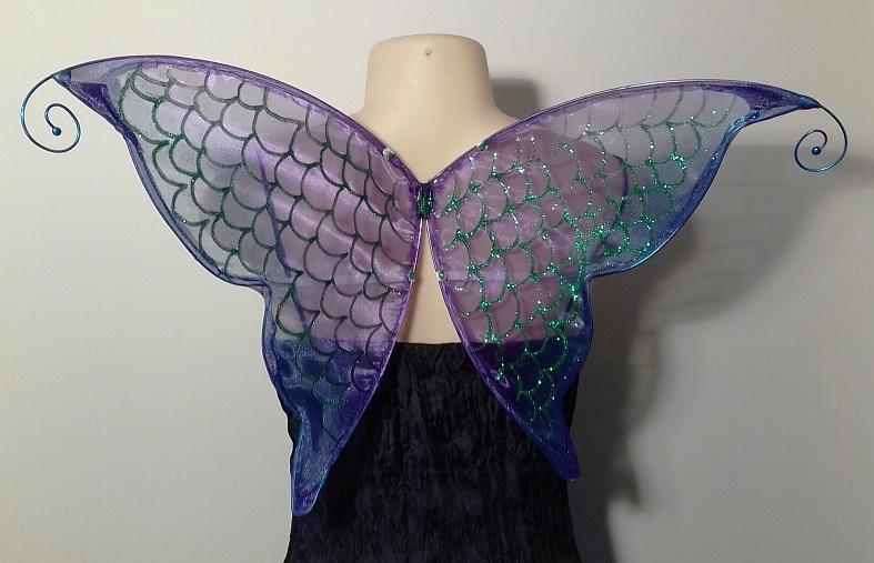 mermaid wings for children