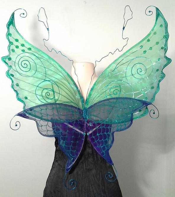 mermaid wings by icarus2