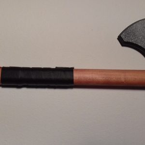 wooden toy axe
