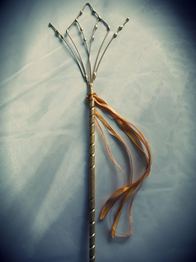 fairy wand sceptre