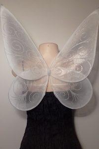 Tinkerbell fairy wings for children