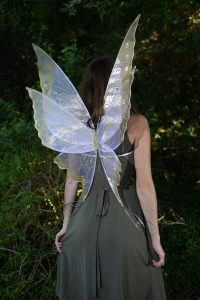 gold fairy wings for adults