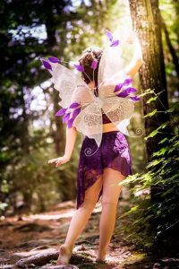 leafy fairy wings for adults
