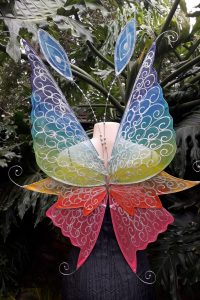 enchanted fairy wings in adult size